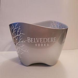 Belvedere Vodka Light Up Ice Bucket